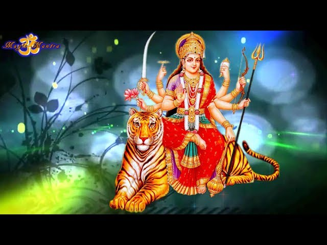 ? DURGA MANTRA ? POWERFUL PROTECTION AGAINST NEGATIVE INFLUENCE ?
