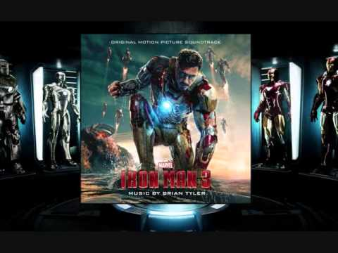 "Soundtrack Iron Man 3 - Track 2. ""War Machine"""