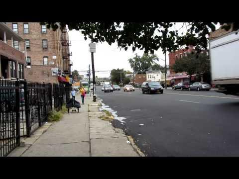 Caminando por el Bronx (New York)