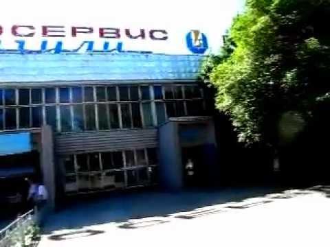 Нукус,часть 2. Автосервис  ЖИГУЛИ-ВАЗ.