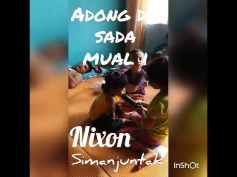 Adong Do Sada Mual I - Nixon Simanjuntak [Lagu Rohani Batak - BE 179]