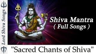 """""""Sacred Chants of Shiva Mantra """" - Shiva Stotram - Shiva Tandava Stotram - Mahamrityunjay Mantra"""