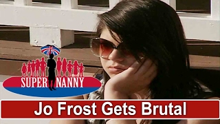 Getting Brutally Honest With Arrogant Teens | Supernanny