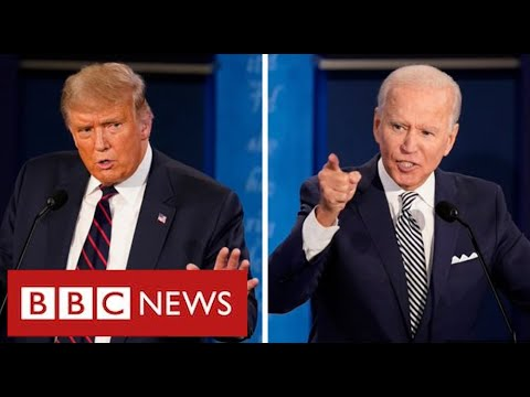 "Donald Trump dismisses ""virtual"" presidential TV debate as ""waste of time"" - BBC News"