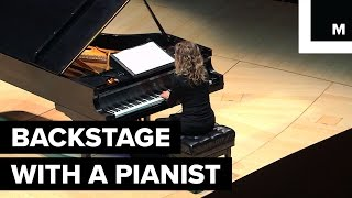 Backstage with a Pianist | How She Works