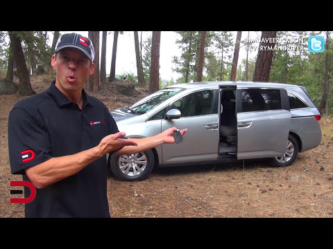 Here's my Sneak Preview: 2016 Honda Odyssey Review on Everyman Driver