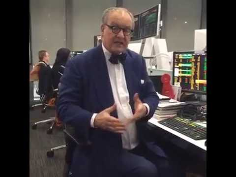 live with Tom Keene talking this week's Fed decision, BOJ, and the future of Europe