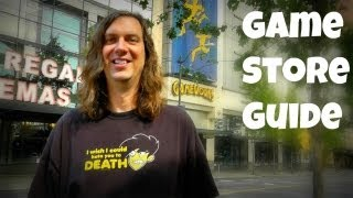Seattle Video Game Store Guide
