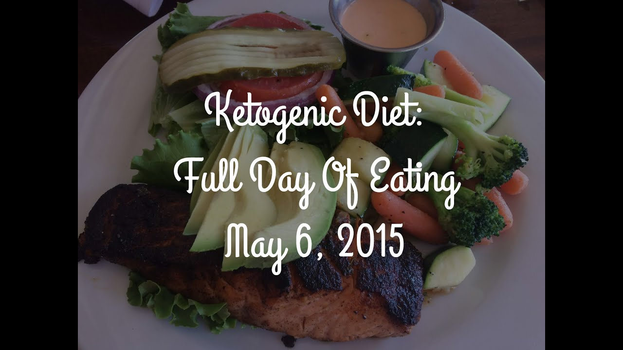 Keto Day Of Eating