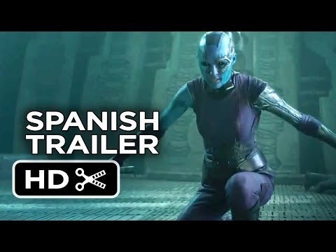 Guardians of the Galaxy Official Spanish Trailer (2014) - Marvel Movie HD