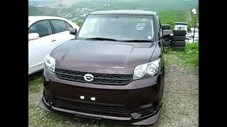 Toyota Corolla Rumion 2010 года