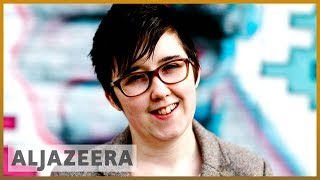 🇮🇪I rish police arrest two teenagers over killing reporter McKee | Al Jazeera English