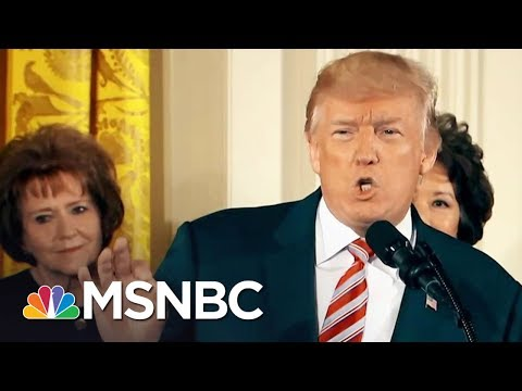 All The President's Lies | The Last Word | MSNBC