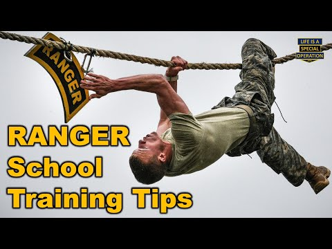 The 6th Training Tip to Prepare for Ranger School (Brilliant & Unconventional)