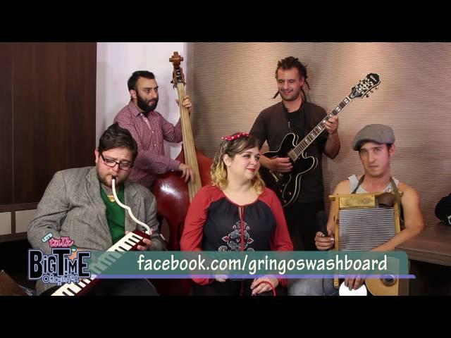 FUSÃO TV - LETS TALK TO BIG TIME ORCHESTRA #4 [GRINGOS WASHBOARD]