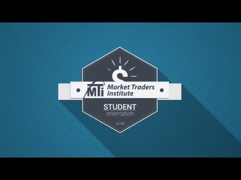 Orientation   MTI's Online University