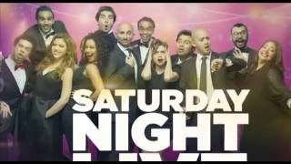 """انتظرونا...السبت في تمام الـ 11 مساءً مع الفنانة """"دنيا سمير غانم"""" مع برنامج SNL بالعربي على سي بي سي"""