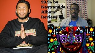 99.9 % by Kaytranada - Album Review