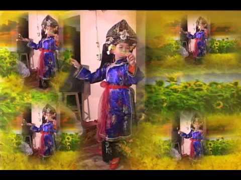 Hầu Đồng : Nguyễn Phương Thảo ( 9 tuổi -Gia Lâm-Hà Nội) hầu Chầu Lục .flv