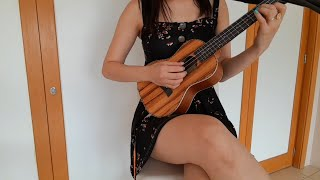 CREEDENCE - Have You Ever Seen The Rain - UKULELE - Overdriver Duo REMAKE