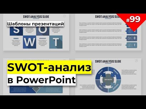 Шаблоны презентаций в POWERPOINT/ Инфографика /SWOT-анализ
