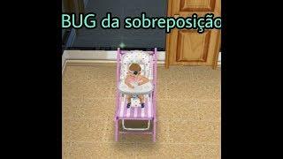 Como ter Carrinho de bebê No The Sims Free play BUG da sobreposição