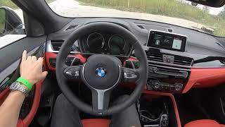BMW X2 M35i 2019 / Test Drive Online