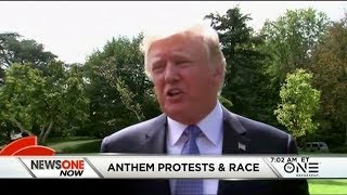 Anti-Racism Educator Jane Elliot Blasts Trump For Attacks On NFL Players, Dividing The Nation