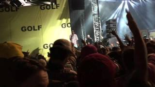 Camp Flog Gnaw 2015 Tyler, the Creator Full Uninterrupted Set
