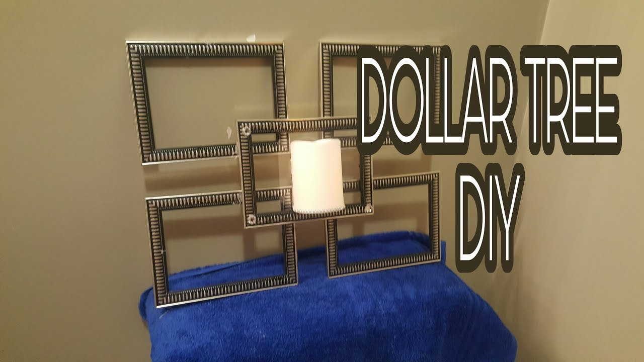 Dollar tree diy wall sconce youtube dollar tree diy wall sconce amipublicfo Image collections