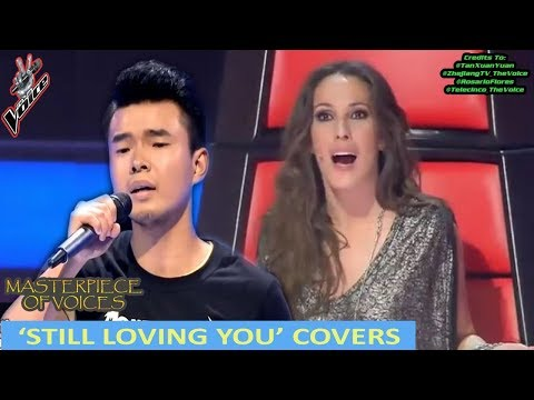 'STILL LOVING YOU' SINGER AUDITIONS IN THE VOICE (KIDS)