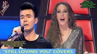 'STILL LOVING YOU' SINGER AUDITIONS IN THE VOICE (KIDS) MP3