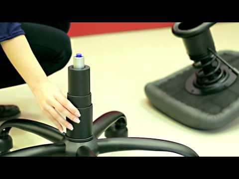 SpinaliS - návod na sestavení židle SpinaliS