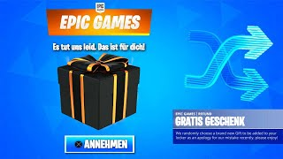 *NOW* FREE V-Bucks for all because FORTNITE MAKES BIG mistakes! (No Clickbait 😱)  Braxic