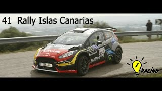 41 Rally Islas Canarias - Crash & Show By ImagineRacing