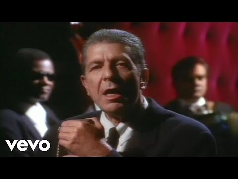 Leonard Cohen - Dance Me To The End of Love:歌詞+中文翻譯