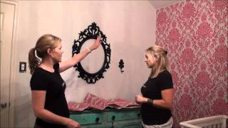 How-to Hang Wallpaper