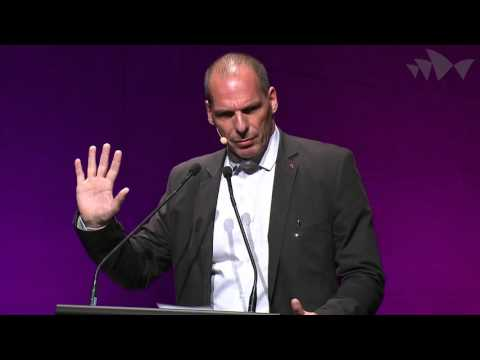 Yanis Varoufakis: Democracy Under Siege, Carnegie Conversations