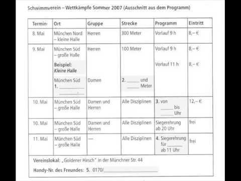 Goethe Zertifikat B2 Prüfung 1 Hören Aufgabe 1 Lösung Am Ende