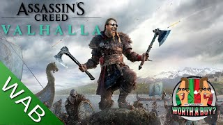 Assassins Creed Valhalla Review - Even Odin would get bored before the end. (Video Game Video Review)