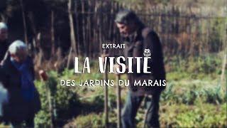 LEÇON DE JARDINAGE AVEC YVES GILLEN - LES JARDINS DU MARAIS