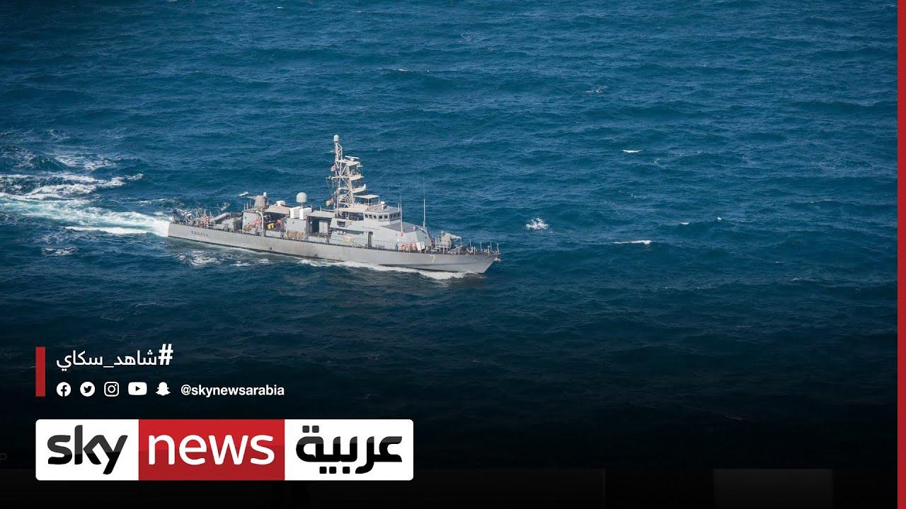سفن إيرانية تجري مناورات أمام سفن أميركية في هرمز  - نشر قبل 2 ساعة