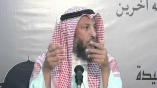 هل يحاسب المسلم على أفكار تطرأ الشيخ د عثمان الخميس