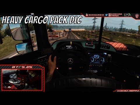 Heavy Cargo Pack ETS2 / Music Route