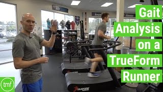 Gait Analysis on a TrueForm Runner | Ep 117 | Movement Fix Monday | Dr. Ryan DeBell