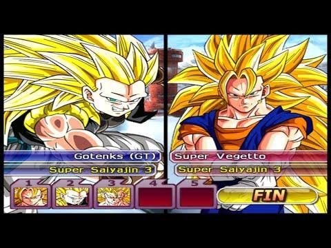 A INVASÃO DO SUPER SAYAJIN 3 (OP) Dragon Ball Z Budokai Tenkaichi 3 LATINO