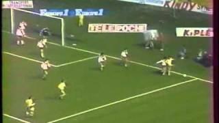 F C Nantes  Monaco 1 0   Saison 1984 1985
