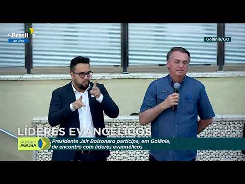 #AoVivo: 1° Encontro Fraternal de Líderes Evangélicos da CONEMAD-GO