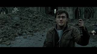 Harry Potter and the Deathly Hallows - Part 2 (The Final Duel Scene - HD)