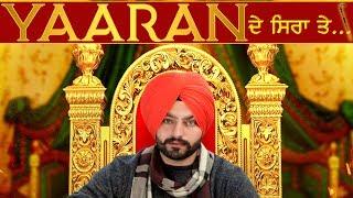 New Punjabi Songs 2018 | Yaaran de Siran Te | Jassi Dhillon | Latest New Punjabi Songs 2018